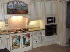 Decoupage Kitchen Cabinets Decoupage Furniture Bed