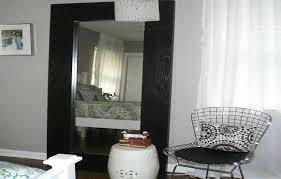 Floor To Ceiling Mirror by Ikea Floor Mirrors Black With White Drapery Floor Mirrors Floor