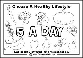 tremendous healthy foods coloring sheets healthy food coloring