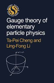 buy gauge theory of elementary particle physics oxford science