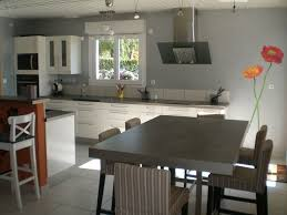 cuisine noir et rouge cuisine blanc mur gris et rouge u2013 chaios com