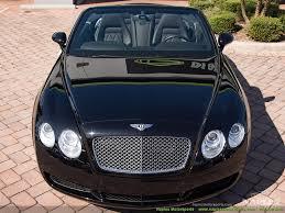 bentley black convertible 2008 bentley continental gt gtc convertible mulliner package
