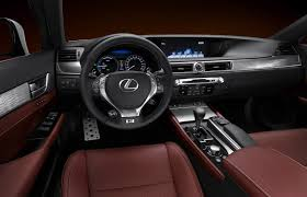 lexus gs dynamic rear steering lexus to introduce the new gs 450h f sport at sema auto show the