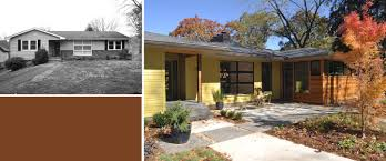 elevation before and after new architecture homes pinterest