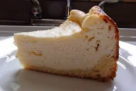 Cottage Cheese Cheese Cake by Zsuzsa Is In The Kitchen Dry Curd Cheesecake