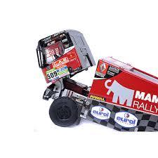 renault dakar mammoet rallysport renault dakar truck 2016