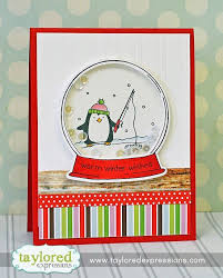 46 best cards snowglobe ideas images on