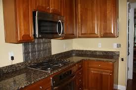 kitchen reflective metallic kitchen backsplash tile stainless