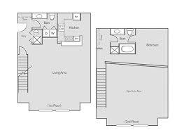 Loft Apartment Floor Plan Bass Lofts Apartments Rentals Atlanta Ga Apartments Com