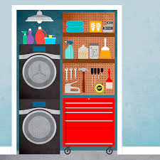Kitchen Laundry Ideas Create A Closet Laundry