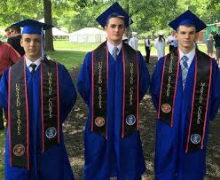 sashes for graduation marine corps sashes banned at saratoga high graduation the daily