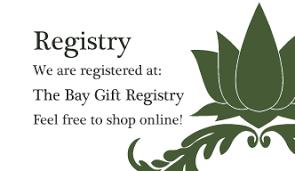 bay wedding registry anisa jerry s wedding website