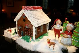 how to make your own gingerbread houses instructions u0026 photo