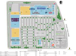 Northpark Mall Dallas Map by Clearwater Fl Sunset Point 19 Retail Space For Lease