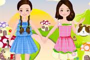 twin kids game