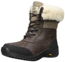 ugg womens adirondack ii boot print amazon com ugg australia s adirondack ii winter boot