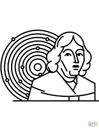 famous scientists and inventors coloring pages free coloring pages