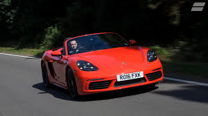 porsche boxster 2016 black used porsche 718 boxster cars for sale on auto trader uk