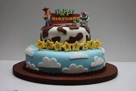 story birthday cake whimsical by design story birthday cake
