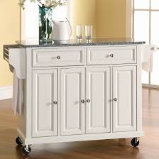kitchen island cart granite top granite top kitchen island cart best of darby home co pottstown