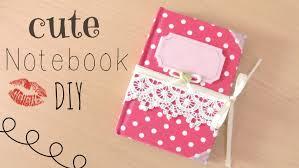 design photo book cover diy cute fabric cover notebook youtube