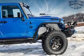 jeep rubicon matte black jeep wrangler jku adv6 track function sl matte black concave