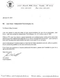 letter of recommendation eras image collections letter samples
