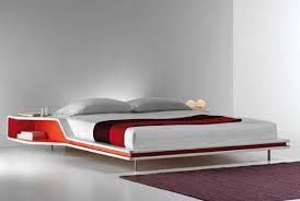 low height beds low height bed with earthen design gharexpert