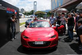 mazda japan website first batch of mx 5 rf rolls out of mias mazda philippines u2013 get