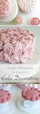 4 simple and stunning cake decorating techniques 17 amazing cake