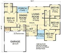 split bedroom floor plan small 4 bedroom house plans free home future students current