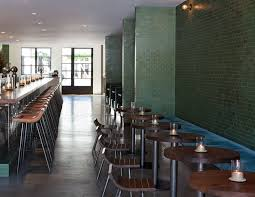 restaurant kitchen tile interior design