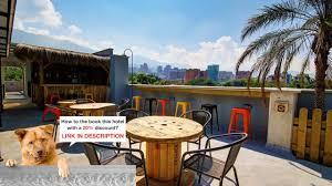 Hostal El Patio by Los Patios Hostal Boutique Medellin Colombia Cheap Hotel Deals