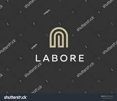 abstract basis letter business logo design stock vector 384764464