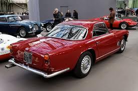 red maserati convertible 1961 1964 maserati 3500 gti maserati supercars net