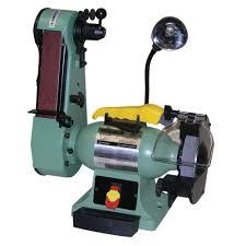 belt sander or grinder