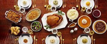 thanksgiving day buffet canal park