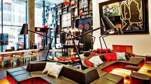 citizenm new york times square in new york best hotel rates vossy