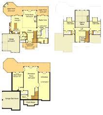 house plans ranch walkout basement rustic mountain house floor plan with walkout basement showy front