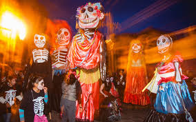 how san miguel de allende celebrates day of the dead travel