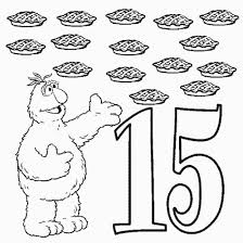 stunning design ideas number 15 coloring page for kids download