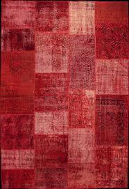 Tapis De Salon Rouge by Tapis Contemporain Luxe Carrelage Design Tapis Couleur Moderne