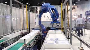 yaskawa motoman mh12 robot with mp3000 iec controller youtube