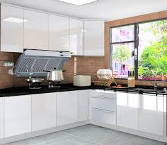 kitchen cabinet modern white gloss this kitchen cabinet was used