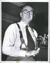 press bureau 1952 press photo lyle o wilson chief washington united press