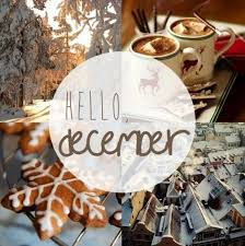 imagenes hola diciembre chocolates calientes galletas castañas no te happy fm el