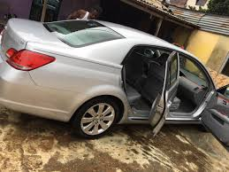 2007 toyota avalon price sold tokunbo cleanest 2007 toyota avalon xls for sale autos