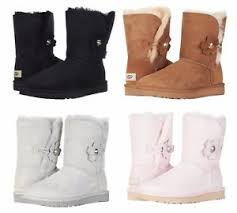 ugg boots sale paypal accepted ugg australia s bailey button poppy boots shoes black
