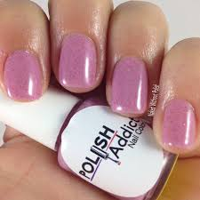 polish addict nail color winter collection swatch and review