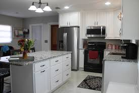 ugly kitchen contest winner kitchen makeover reveal lakeland